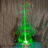 China Fiber Optic Christmas Tree Lighting on sale