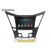 Wholesale SONATA 2014 Hyundai Sonata Head Unit Support Download , Vehicle Dvd Player from china suppliers