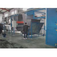 Wholesale Continuous Sand Textile Washing Machine for open-width heavy fabric or silk from china suppliers