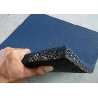 Wholesale Grain Rubber Felt Floor Spill Mat , Industrial Rubber Sheet Thickness 10-50mm from china suppliers