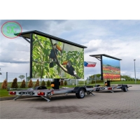 Wholesale Easy Move Commercial LED Display Advertising Billboard Trailer factory price from china suppliers