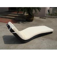 Wholesale Outdoor Rattan Furniture Sunlounger from china suppliers