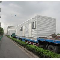 China made in china wide modular container house with four doors on sale