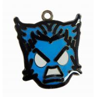 Wholesale Cartoon facebook metal hang tags / Custom Hang Tags for Souvenir gifts, imitation jewelry from china suppliers