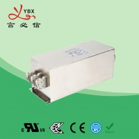 Wholesale Yanbixin 60A 250V 480VAC RFI Power Filter , Industrial Power Line RFI Filter from china suppliers