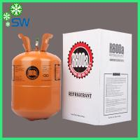 Quality Used in Air-conditioning Systems Refrigerant Gas R600a for sale