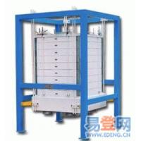 FSFG1×10×83 Single Compartment Plansifter High Productivity And Low Maintenance Cost  And Out