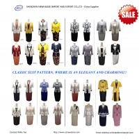 Quality Wholesale Women's skirt suits and dress suits from shenzhen China for sale