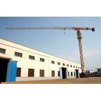 China High Performance Tower Crane Equipment 12t Max Lifting Load 50m Lifting Height on sale