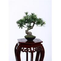 Wholesale 28cm Bonsai Pine Tree 100% Botanically Accurate Structure Traditionally Bright Spot from china suppliers