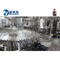 Wholesale Sparking Water / Gas Beverage Carbonated Drink Filling Machine Full Automatic from china suppliers