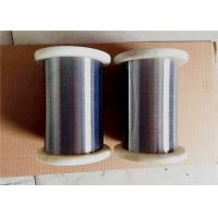 Buy cheap Not Rust Stainless Steel Wire Roll With 0.025mm - 0.065mm Diameter On Small Spool from wholesalers
