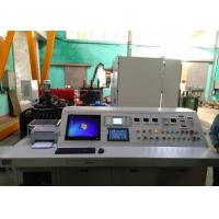 Wholesale Full Automatic Integrated Transformer Test Bench , Power Transformer Test System from china suppliers