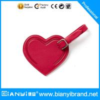 Wholesale Various shape colorful fashionable travel luggage tag from china suppliers