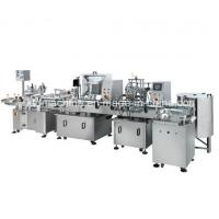 Wholesale 10000bph Automatic Linear Type Oil Filling/Capping Machine from china suppliers