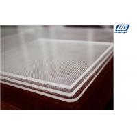 China High Balance Laser Engraving Glass Light Guide Plate on sale
