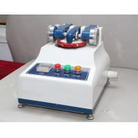 Rotary Taber Abrasion Tester Rubber Testing Equipment wear resistance of skin