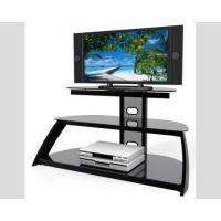 Smooth Surface TV Media Stand ,  HA-895 Universal TV Stand Solid Composition