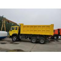 Wholesale SINOTRUK HOWO 8x4 Dump Truck , 50 Ton Dump Truck With12.00r20  Tyres from china suppliers