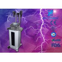 Wholesale Multifunctional RF Vacuum Machine For Weight Loss , RF And Cavitation Slimming Machine from china suppliers