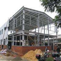 Wholesale Well-Design Structural Steel Frame Building for Sale from factory direct sale from china suppliers