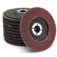Wholesale Type 27 Flap Disc Flap Wheel 4 Inch 100mm for Angle Grinder, Aluminum Oxide Abrasive(Abrasive Tools) China factory from china suppliers