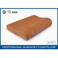 Wholesale Health Care Memory Foam Contour Pillow Neck Support , Orthopedic Pillows For Neck Pain from china suppliers