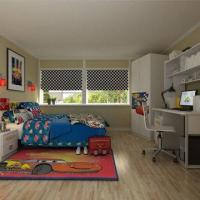 Wholesale E0 Grade Kids'/Childern's Bedroom Furniture, Wooden Bedroom, MDF, Chair from china suppliers