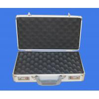 Wholesale Size Customized Metal Gun Case , Waterproof Gun Case Easy Carry Fireproof from china suppliers