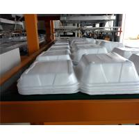 Wholesale Disposable Absorbent Styrofoam Tray Making Machine With Robort Arm from china suppliers