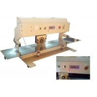 Buy cheap Automatic V Cut Pcb Depanel Equipment, High Precision Pcb Separator Machine, CWV-1A from Wholesalers