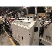 Buy cheap Plastic PP PE WPC Crust PVC Foam Board Extrusion Line / Making Machine / from wholesalers