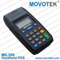 Quality Movotek wireless pos terminal with nfc reader handheld POS gprs sms ussd pos printer for sale