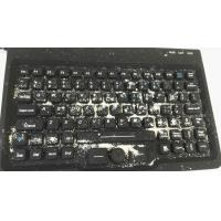 Buy cheap Mini silicone medical keyboard IP68 waterproof dust proof with built-in mouse pointers from Wholesalers