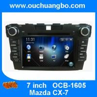 how to play ipod in mazda 3