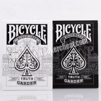 Buy cheap Bicycle Truth Garden No.03 04 Invisible Cheating Playing Cards For Filter Camera from Wholesalers