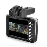 Wholesale Motion detection wide view angle 120 degree Dual Camera Car DVR / HD(1280*720) from china suppliers