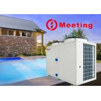 China 42KW Constant 38 Degree Swimming Pool Heat Pump Pool Water Heater 11000L/H Anti - Corrosion Heat Exchanger on sale