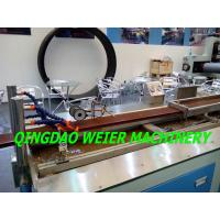 China CE BV SGS ISO Plastic Extruder Machine for Manufacture WPC PVC decks on sale