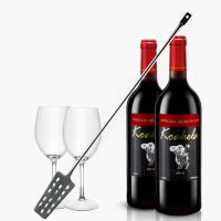 China Home Brewing Kit Beer Stirring Paddle Stainless Steel With Drilled Holes on sale