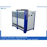 Wholesale 5 ton 10HP Air Cooled Glycol Chiller for 10BBL Brewhouse Wort / Fermentors Cooling from china suppliers