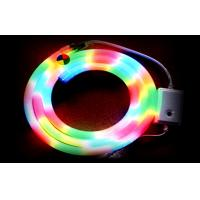 Wholesale Waterproof IP65 230V,110V,24V RGB Led Neon strip With Full Color Changing from china suppliers