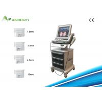 Wholesale Hifu Ultrasound Wrinkle Removal HIFU Face Lifting tightening Beauty Machine from china suppliers