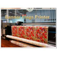 China 1800DPI Textile Digital Printing Machine Large Format Dye Sulimation Ink Printer on sale