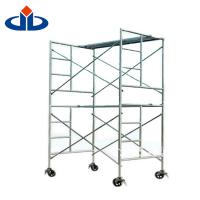 Wholesale Slab Scaffolding Frame System Walk Through Tubular Access Scaffolding from china suppliers