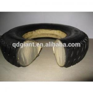 China puncture proof PU foam/PU filled rubber wheel 4.00-8 on sale