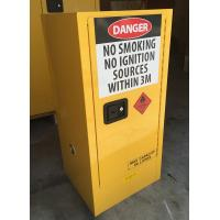 Wholesale Storage Flammable Safety Cabinets For Liquid , Industry Paint Safety Storage Cabinets from china suppliers