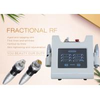 Wholesale Portable Fractional Radiofrequency Micro Needling Machine For Wrinkle Removal Face Lifting from china suppliers