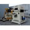 Metal Straightening Machine , CE Decoiling Feeding Coil Handling Equipment