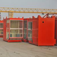Wholesale Gantry And Overhead Crane Spare Parts / Operator Cabin With Air Conditioner from china suppliers